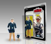 STAR WARS™ Jumbo Vintage Kenner Actionfigur - Han Solo (Hoth Outfit)